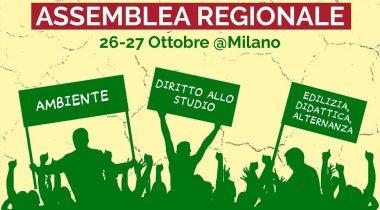 assemblea studentesca regionale dell'unione degli studenti al Lato B