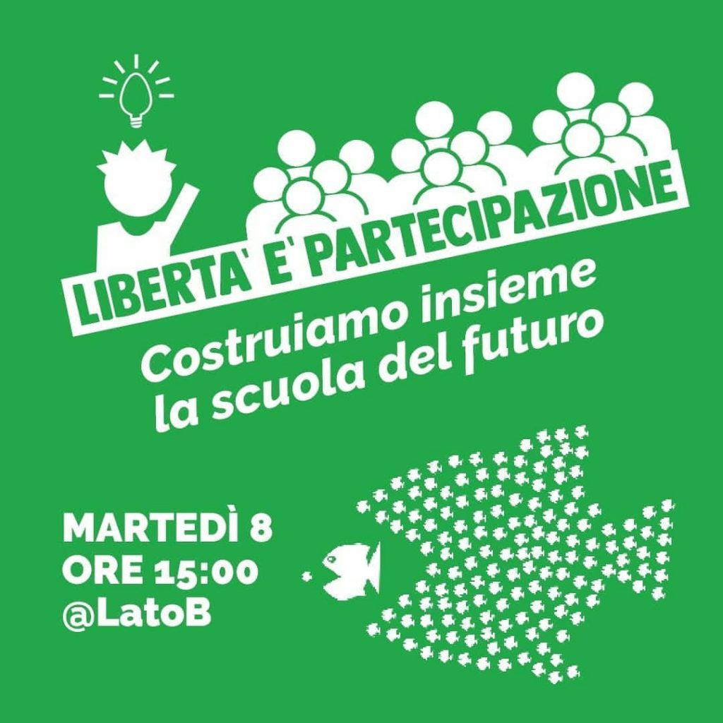 scuola di rappresentanza dell'unione degli studenti Milano al Lato B
