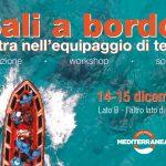 Giornate di formazione per la creazione di un equipaggio di terra per Mediterranea Saving Humans