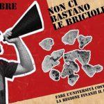 Presidio per il diritto allo studio universitario in Regione Lombardia. Promosso dalla rete della conoscenza di Milano e Studenti Indipendenti di Statale, Bicocca e Politecnico