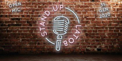 Torna la stand up comedy open mic del Lato B