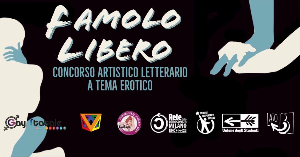 Famolo Libero: il concorso artistico letterario a tema erotico per rompere i tabù sulla sessualità nei luoghi della formazione
