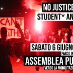Assemblea pubblica studentesca verso la mobilitazione antirazzista del 7 giugno - Black Lives Matter