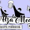 29/9 Alza la Media – Welcome matricole