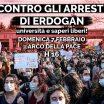 Contro gli arresti di Erdogan – presidio per università e saperi liberi!