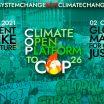 L'appello di Climate Open Platform – verso Youth COP e Pre COP