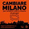 Cambia Milano – Un'altra città è possibile: per le persone non i profitti